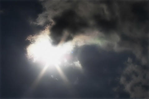 Cloud of SKY TYPE06 mov Sun Footage
