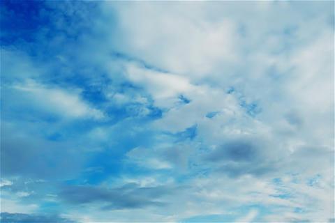 Cloud of SKY TYPE10 Stock Video Footage
