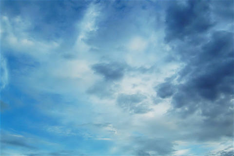 Cloud of SKY TYPE10 Stock Video Footage