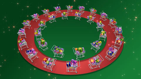 Shoppingcart Circle Bpp Animation