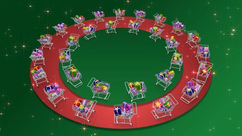 Shoppingcart Circle Bpp Animation