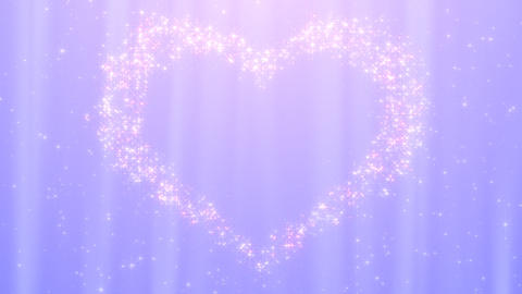 Glitter Heart KH AfB HD Animation