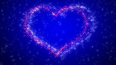 Glitter Heart KH BfA HD Animation