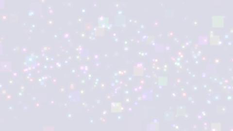 Cosmic Star P Neon ASb Stock Video Footage