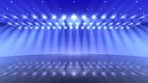 Stage Light A1 Animation