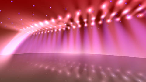 Stage Light A2 Animation