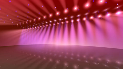 Stage Light A2 Stock Video Footage
