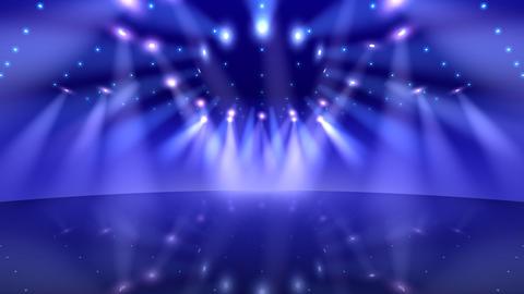 Stage Light B1 Stock Video Footage