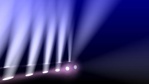 Stage Light E1 Animation