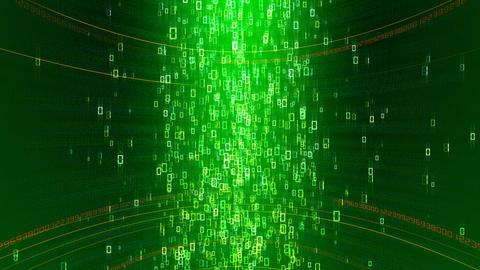 Digital Data TData Ba HD Stock Video Footage