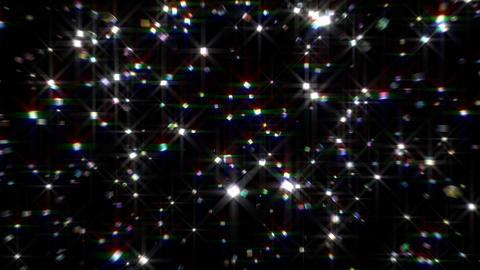 Glitter 5 GGc HD Stock Video Footage