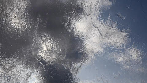 Water structure Stock Video Footage