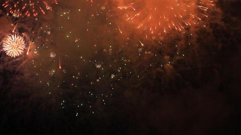 Firework Display Footage