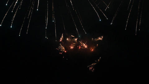 Firework Display Footage