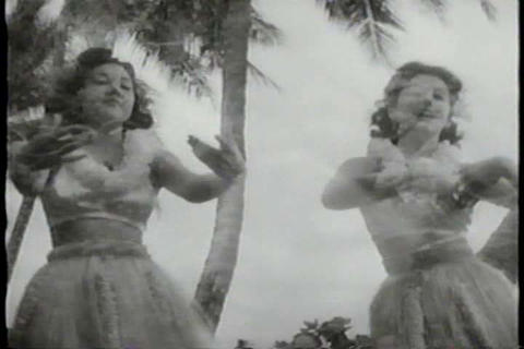 The Hawaiian Islands are home to peoples of many d Footage