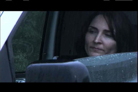 A woman cooperates with U.S. law enforcement and s Footage