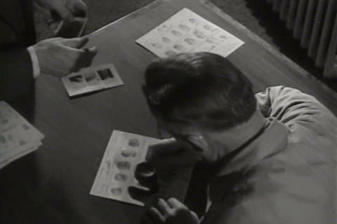 State police track down criminals in 1939 using fi Live Action