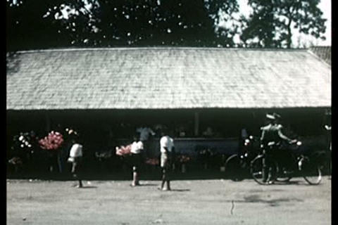 Bandung, Indonesia in the 1930s Live Action