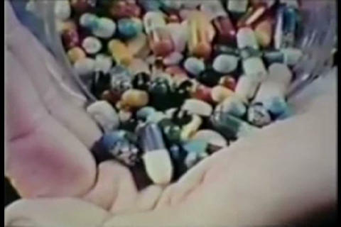 LSD tells its own story in the 1960s and 1970s Footage