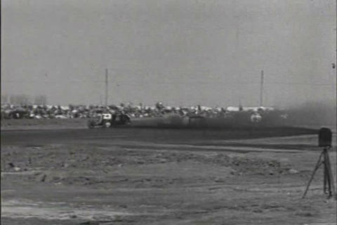 The Gilmore, California stock car race of 1934 Live Action