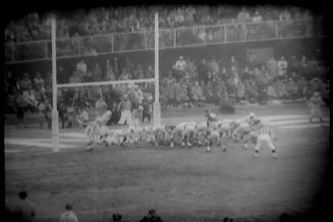 The Baltimore Colts top the New York Giants in an  Live Action