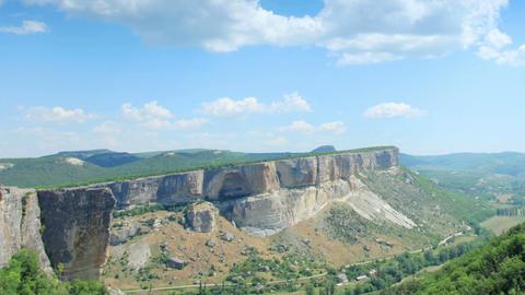 Cave city Kachi-Kalion Footage