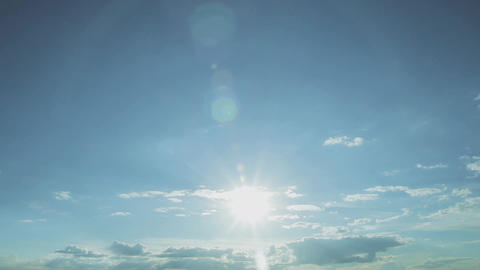 Clouds Timelapse, Time stock footage