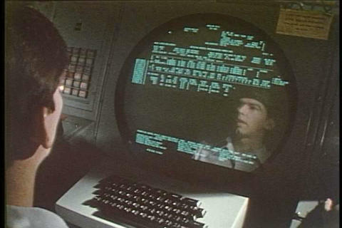 1980s profile of the NORAD center at Cheyenne Moun Live Action