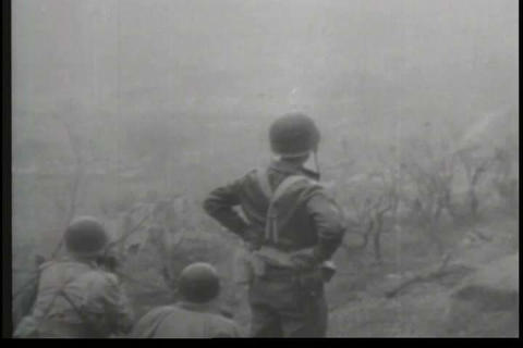 The Battle of San Pietro in World War Two, Live Action