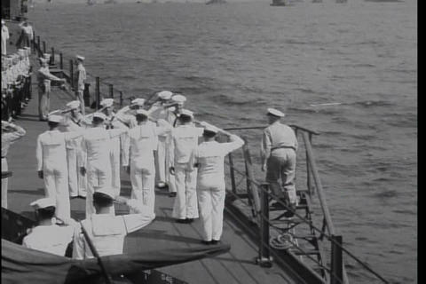 The story of Naval hero Chester Nimitz features Ni Footage