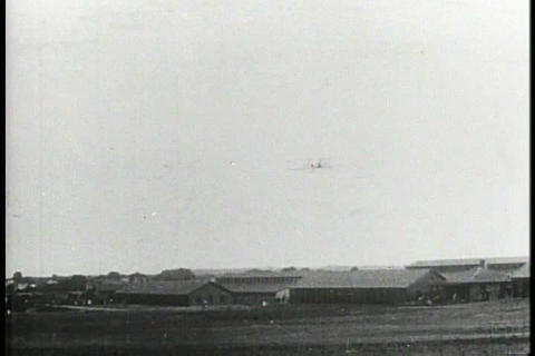 Brief history of aviation Live Action