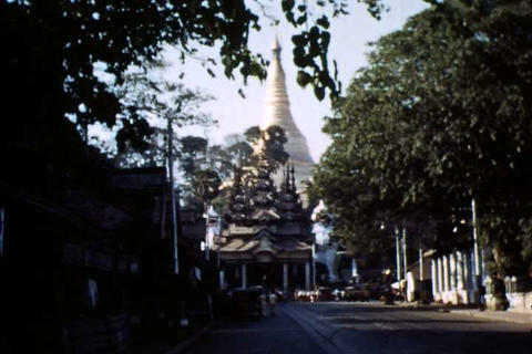 Home movies from the 1930s of Burma Myanmar Footage