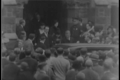 Death of Senator Dwight Morrow, New Jersey in 1931 Live Action
