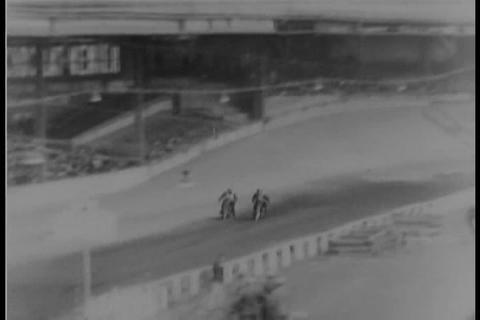 Motorcycle racing in 1931 Live Action