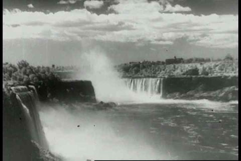 Film in Spanish about hydroelectric power in Ameri Live Action