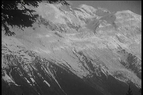 Home movies of the Swiss and Italian Alps in the 1 Footage