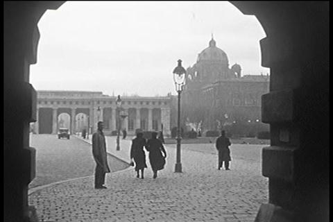 Home movies of Vienna Austria in the 1930s Footage