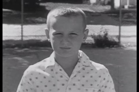 A new boy at school feels awkward in 1960 Live Action