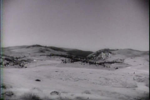 Advances In Aviation During World War Two stock footage