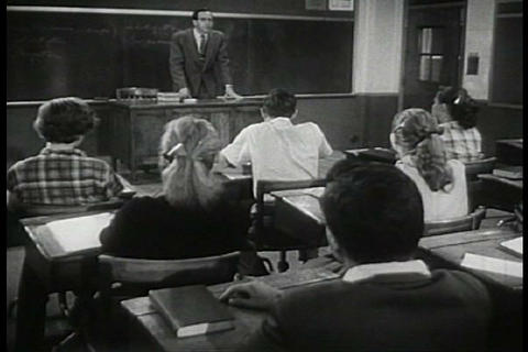 Students in the 1950s face a wide variety of psych Live Action