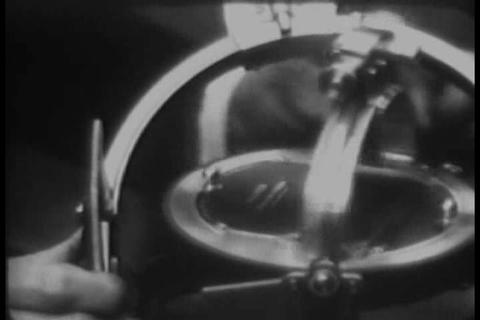 In 1937, navigators on sea or land, or in the air, Footage