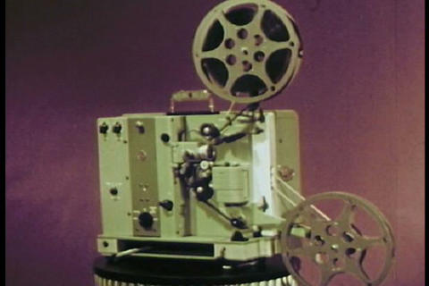 The wonders of the RCA film projector are introduc Live Action