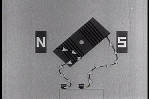 This 1960s film explains how best to project 16mm  Footage