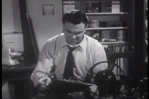 This 1950s film explains how best to use films in  Live Action