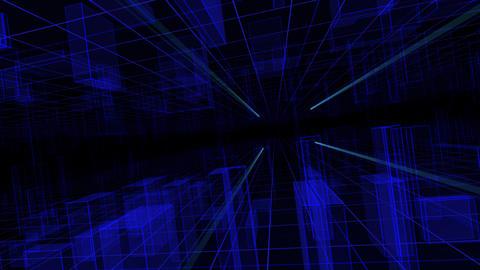 Digital Space 020 Stock Video Footage