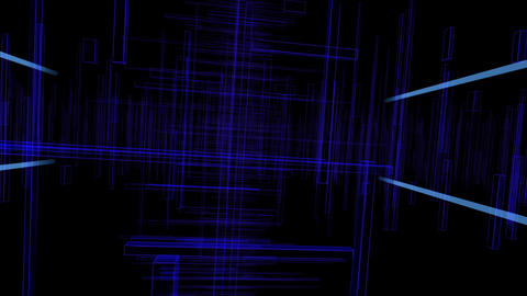Digital Space 022 Animation