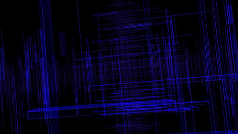 Digital Space 022 Stock Video Footage