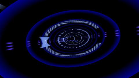Digital Space B28g Stock Video Footage