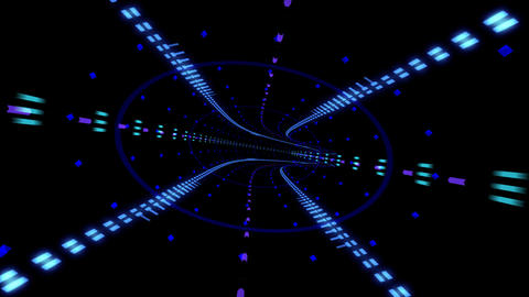 Digital Space B28k Animation