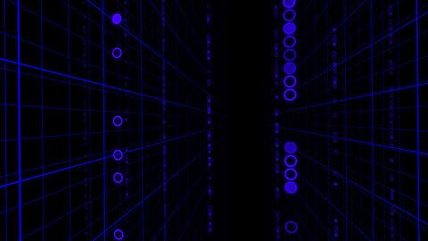 Digital Space C40t Stock Video Footage